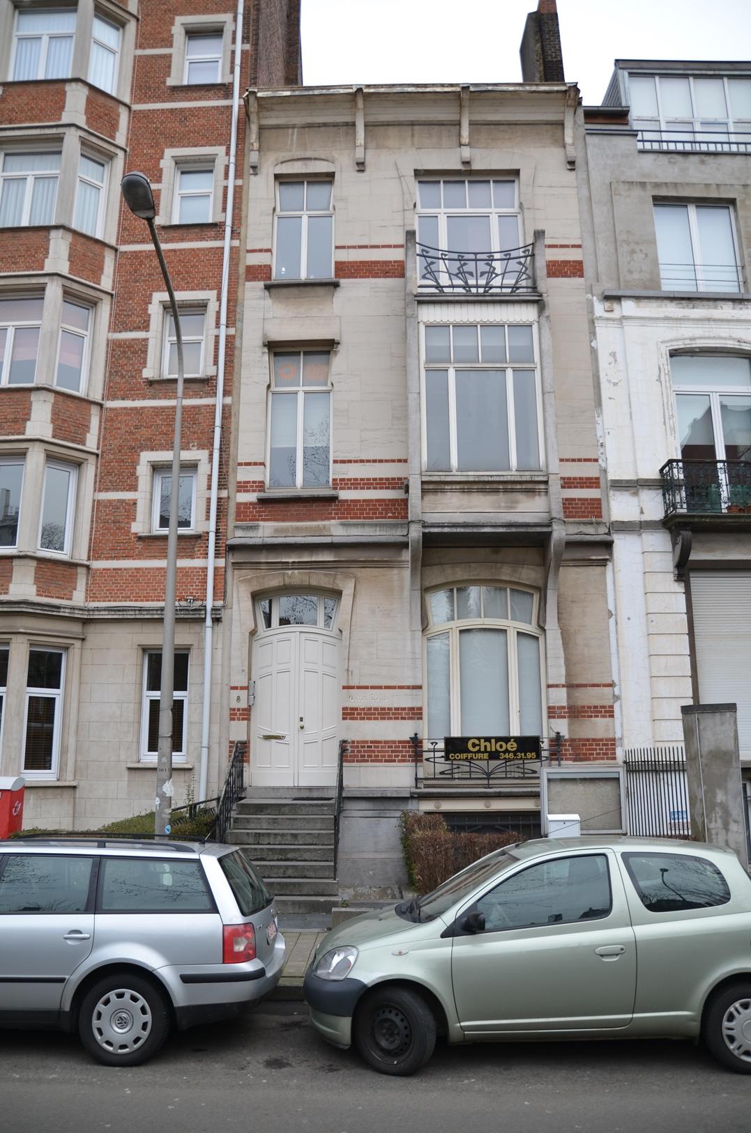 Avenue Winston Churchill 8