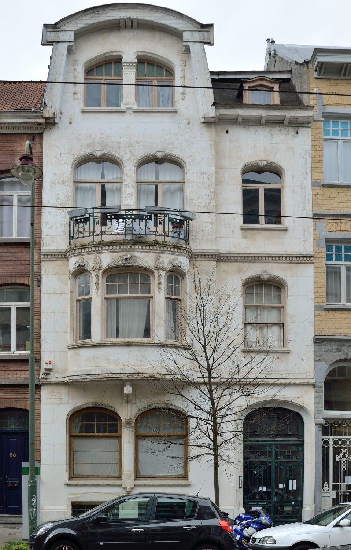 Avenue Alexandre Bertrand 30, 2016