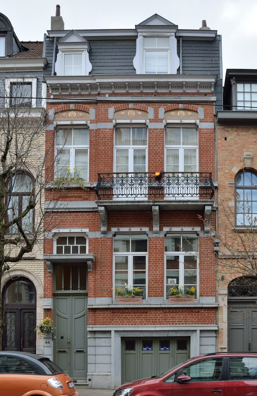 Avenue Alexandre Bertrand 44, 2016