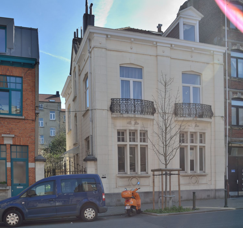 Rue des Alliés 167, vue générale de l'angle, 2019