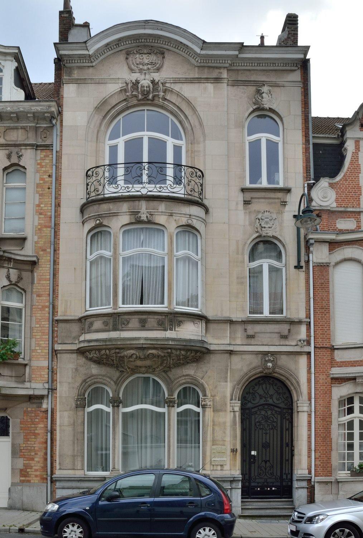 Rue Antoine Bréart 158, 2016