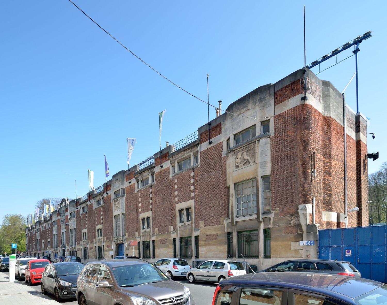 Chaussée de Bruxelles 221-223-225, stade Joseph Marien, 2019