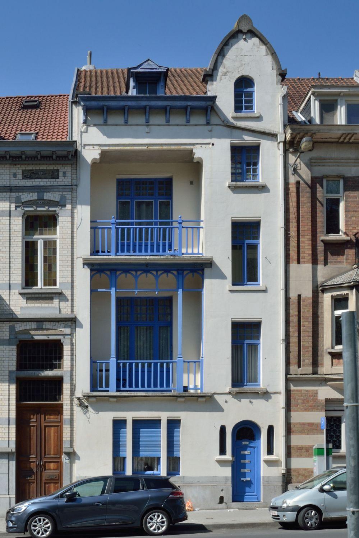 Chaussée de Bruxelles 346, 2019