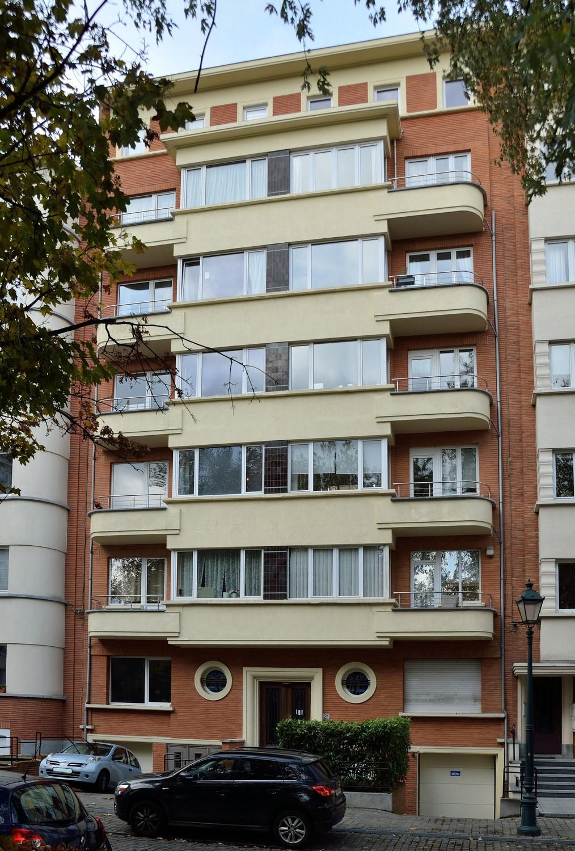 Place Constantin Meunier 21, 2016
