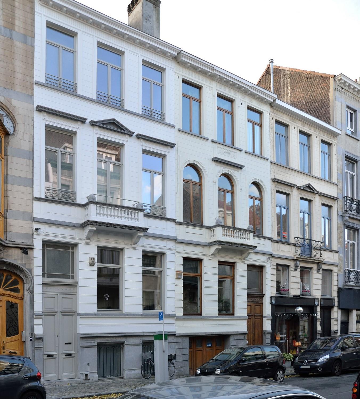 Rue Darwin 9, 11, 13 , 2016