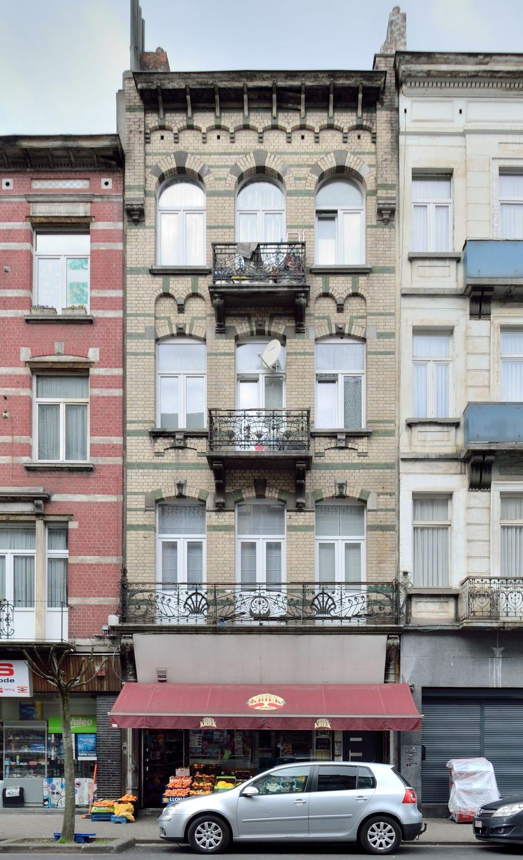 Rue de Mérode 293-295, 2019