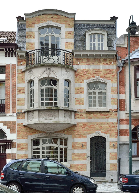 Rue de l'Escrime 30, 2016
