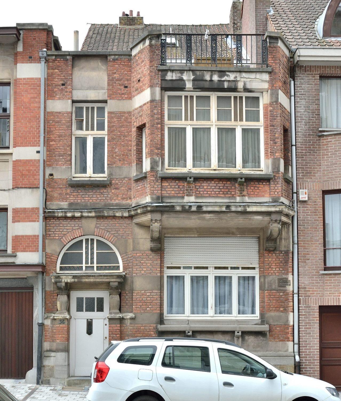 Rue de l'Escrime 36, 2016
