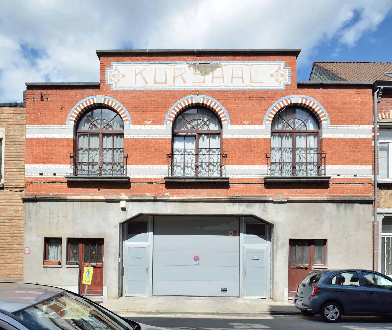 Rue de Hal 11, ancien cinéma Kursaal , 2019
