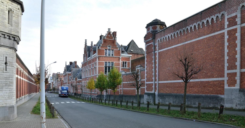 Prison de Forest, avenue de la Jonction 50A-52, 2016