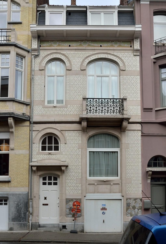 Rue Meyerbeer 11, 2016