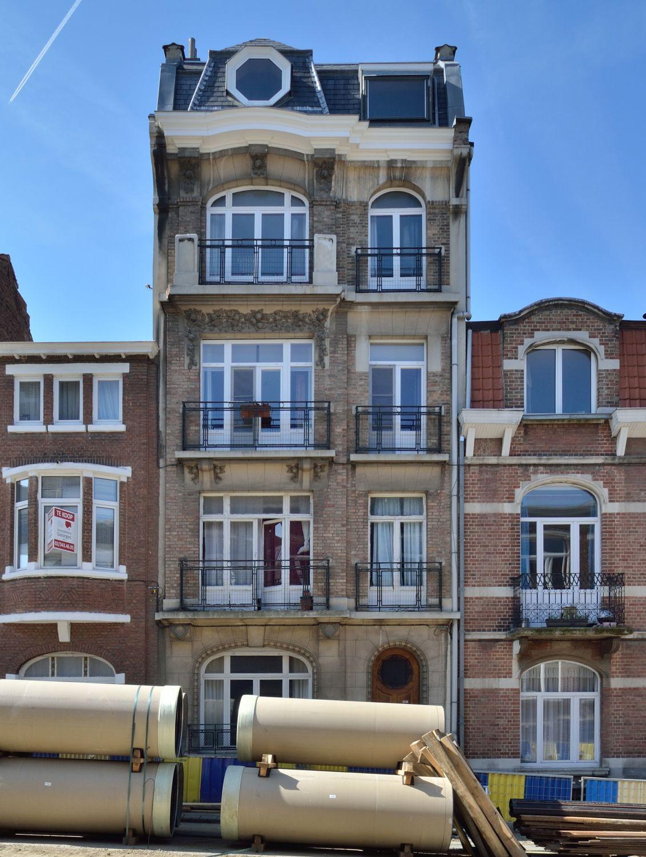 Rue Pierre Decoster 95, 2019