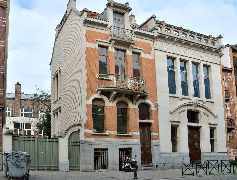 Rodenbachstraat 37-39-41, voormalige Gemeenteschool nr.4, 2016