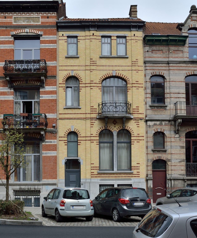 Avenue Saint-Augustin 30, 2016