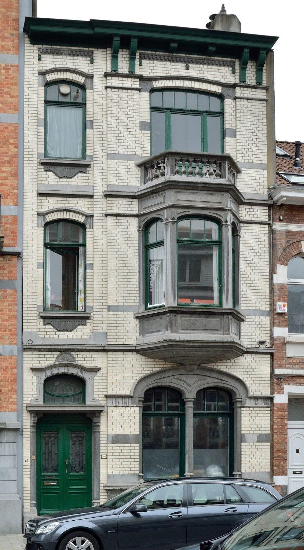 Rue Timmermans 48, 2016