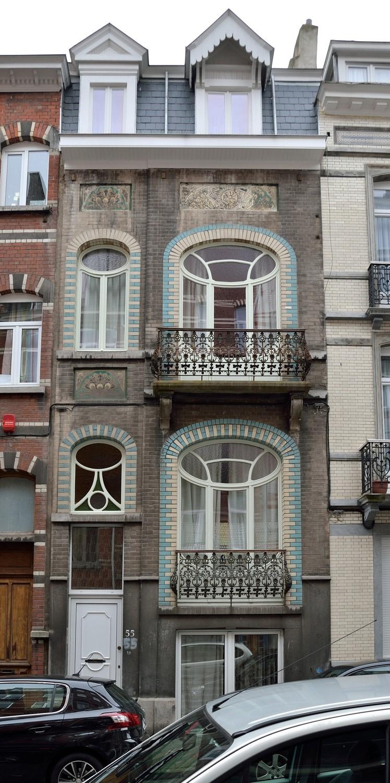 Rue Vanden Corput 55, 2016