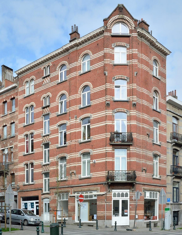 Rue Vanden Corput 60-62, 2016