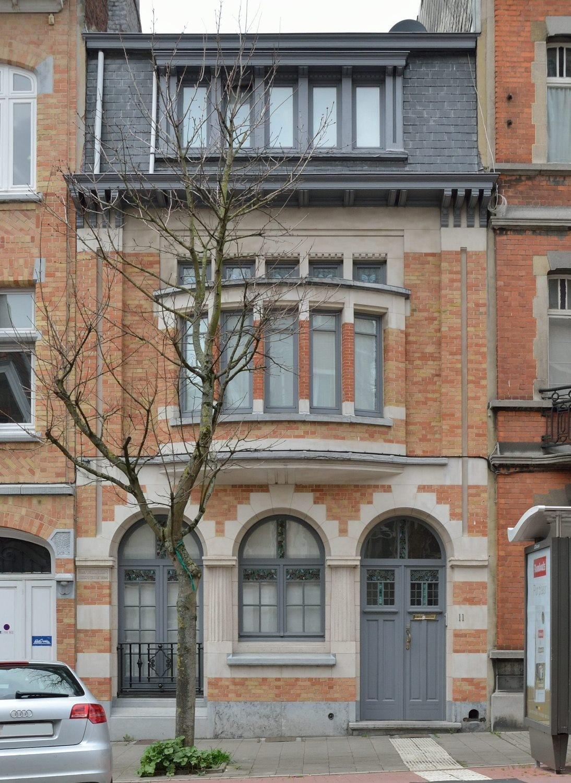 Avenue Victor Rousseau 11, 2016