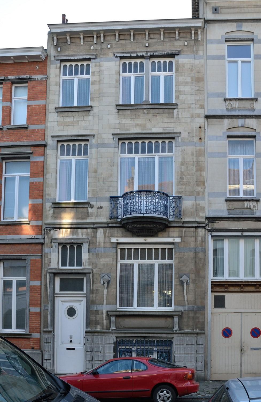 Rue du Zodiaque 18, 2016