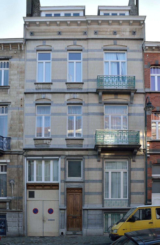Rue du Zodiaque 20-22, 2016
