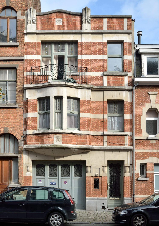 Rue du Zodiaque 37, 2016