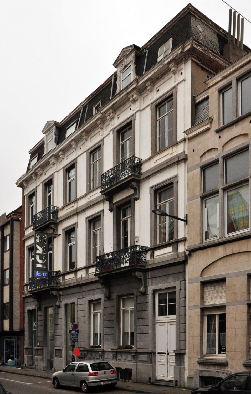 Avenue Georges Henri 435 et 437, 2012