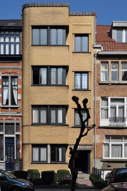 Avenue Albert Jonnart 18, 2011