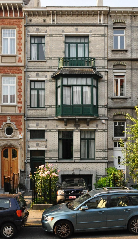 Avenue Albert Jonnart 47, 2011