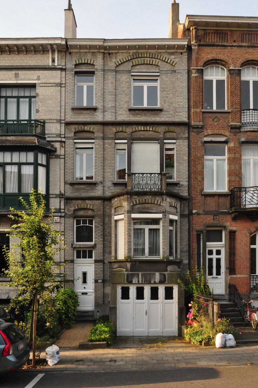 Avenue Albert Jonnart 49, 2011
