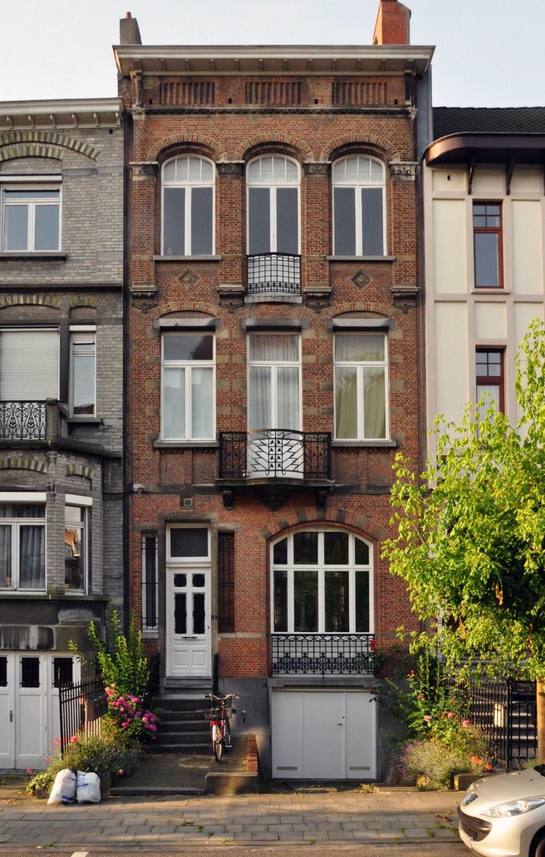 Avenue Albert Jonnart 51, 2011