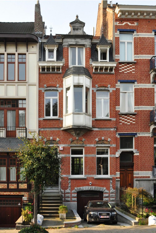 Avenue Albert Jonnart 55, 2011