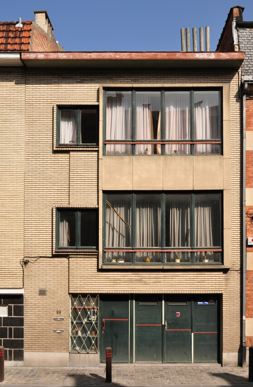 Rue de Linthout 99, 2011