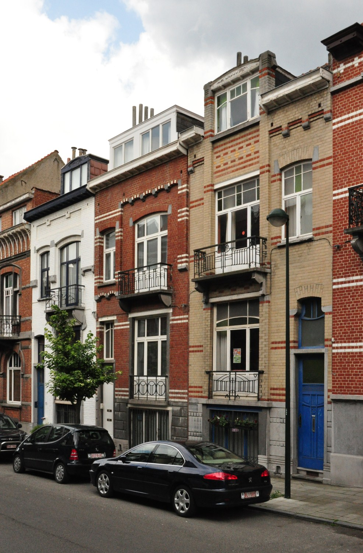 Avenue des Rogations 53 à 57, 2011