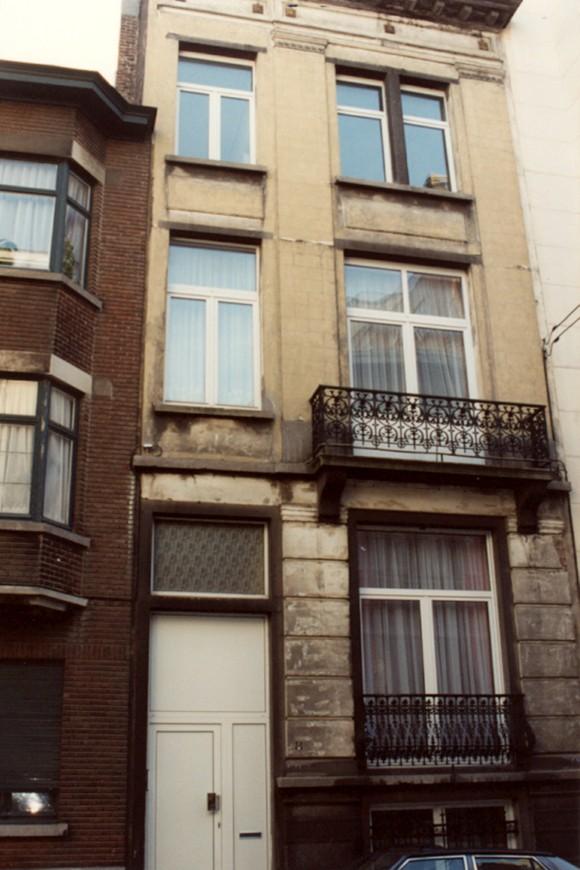André Van Hasseltstraat 8 (foto 1993-1995).