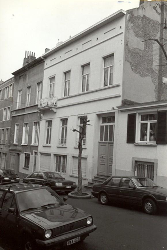 Rue de l\'Ascension 47 (photo 1993-1995).