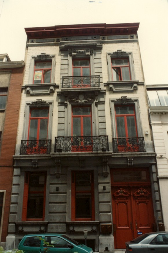 Rue Brialmont 23., 1996