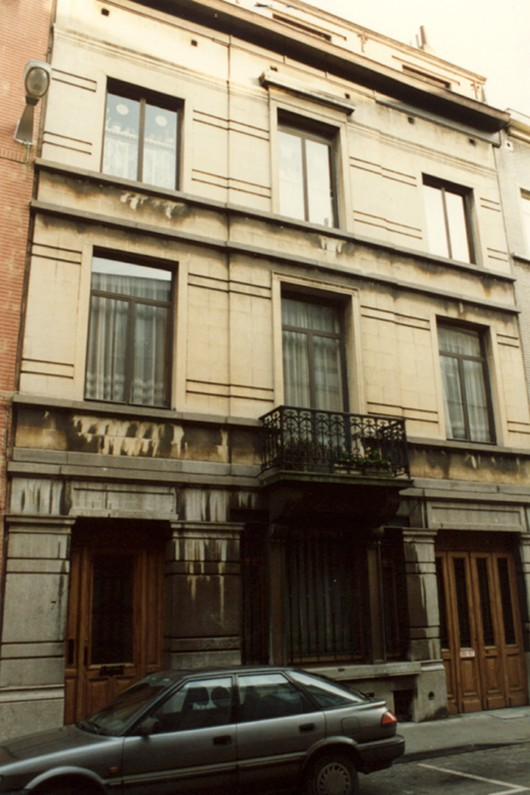 Rue du Cadran 7 (photo 1993-1995).