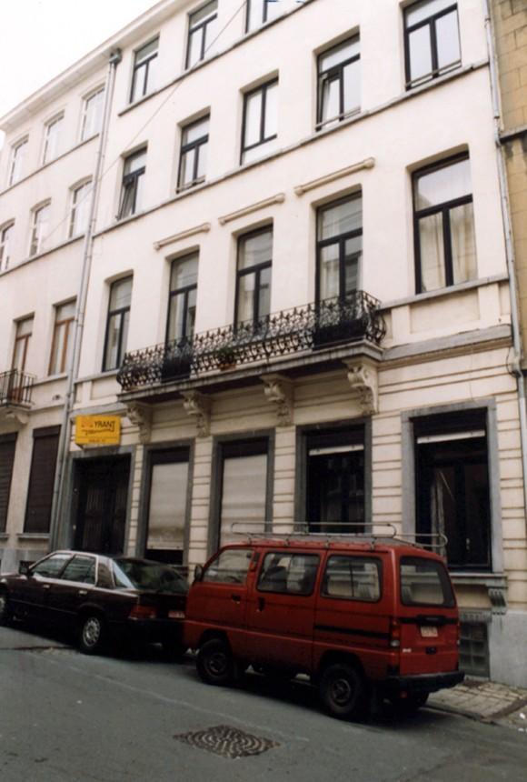 Chaletstraat 14 (foto 1993-1995).