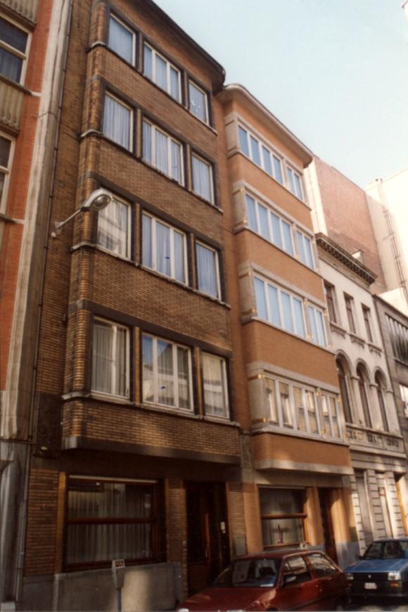 Rue de la Charité 14 et 14A., 1993