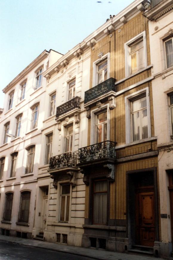 Rue de la Charité 31 et 33., 1993