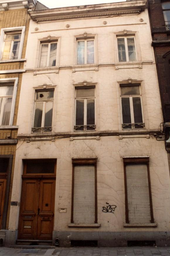 Rue de la Charité 35., 1993