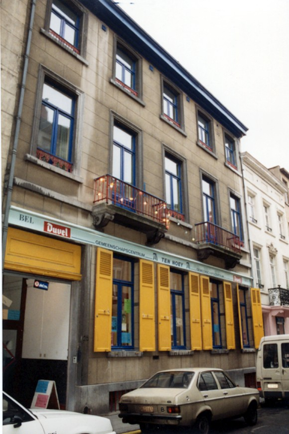 Rue de la Commune 25-27 (photo 1993-1995).