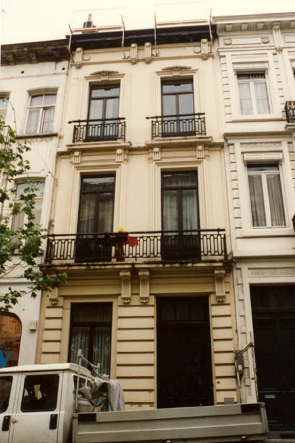 Rue des Deux Églises 69 (photo 1993-1995).