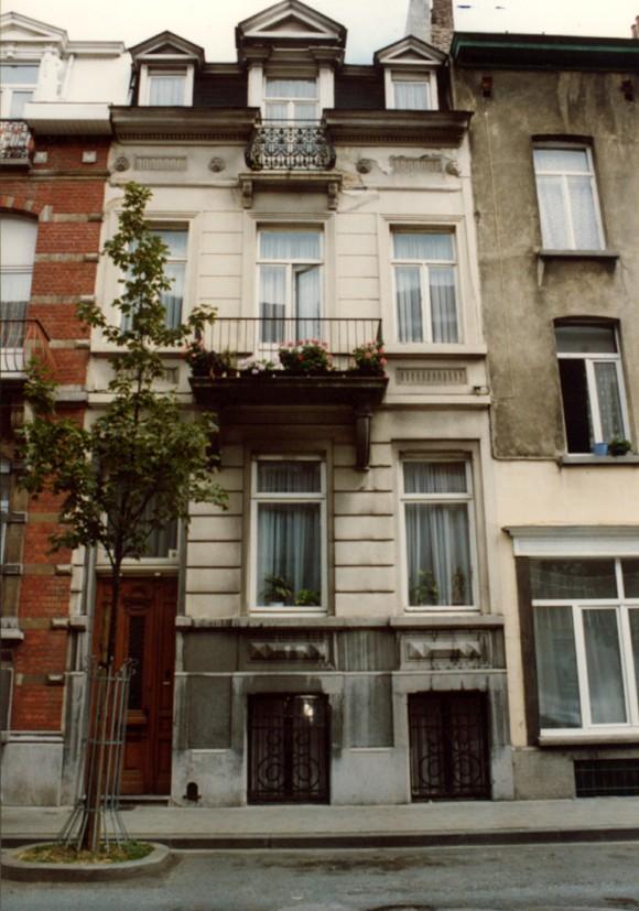 Rue des Deux Tours 60 (photo 1993-1995).