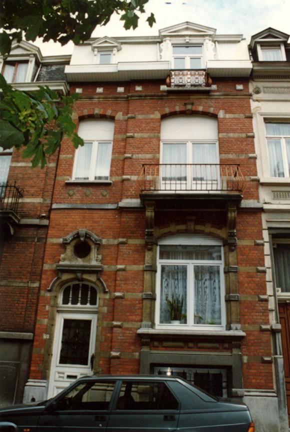 Rue des Deux Tours 62 (photo 1993-1995).