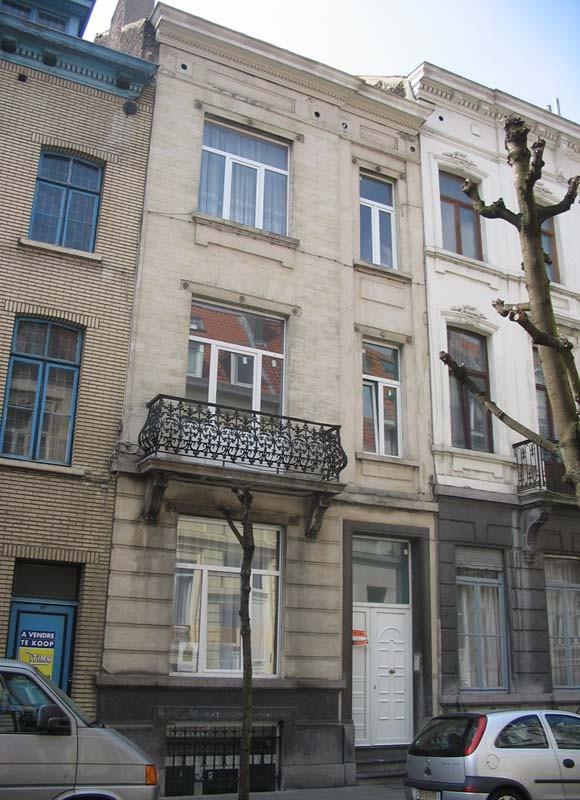 Rue des Deux Tours 89 (photo 1993-1995).