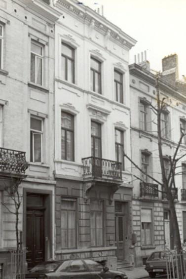 Rue des Deux Tours 91 (photo 1993-1995).