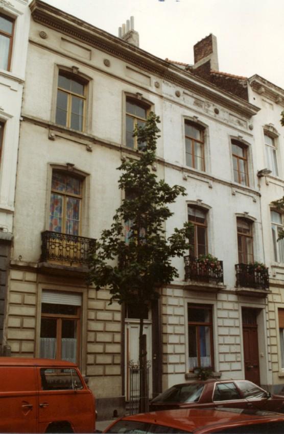 Rue des Deux Tours 93 et 95 (photo 1993-1995).