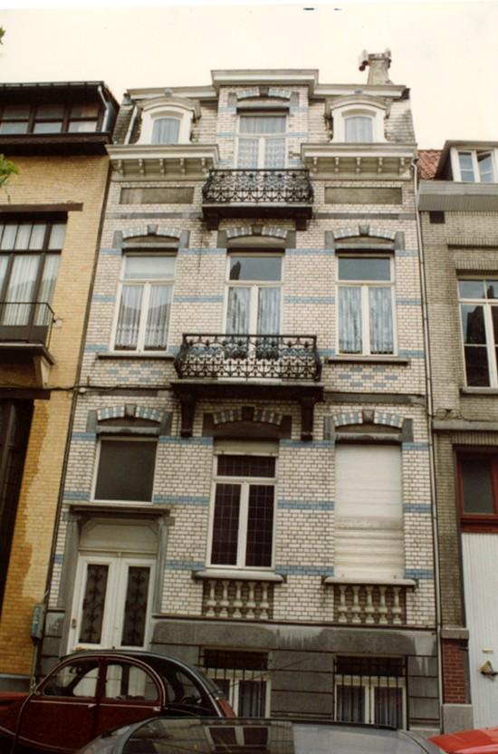 Rue des Deux Tours 112 (photo 1993-1995).
