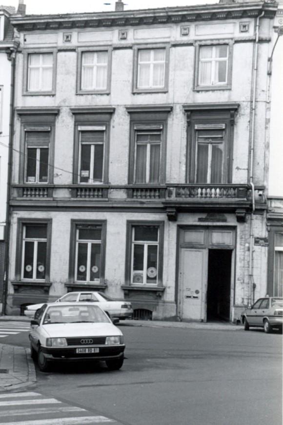 Chaussée de Haecht 47 (photo 1993-1995).